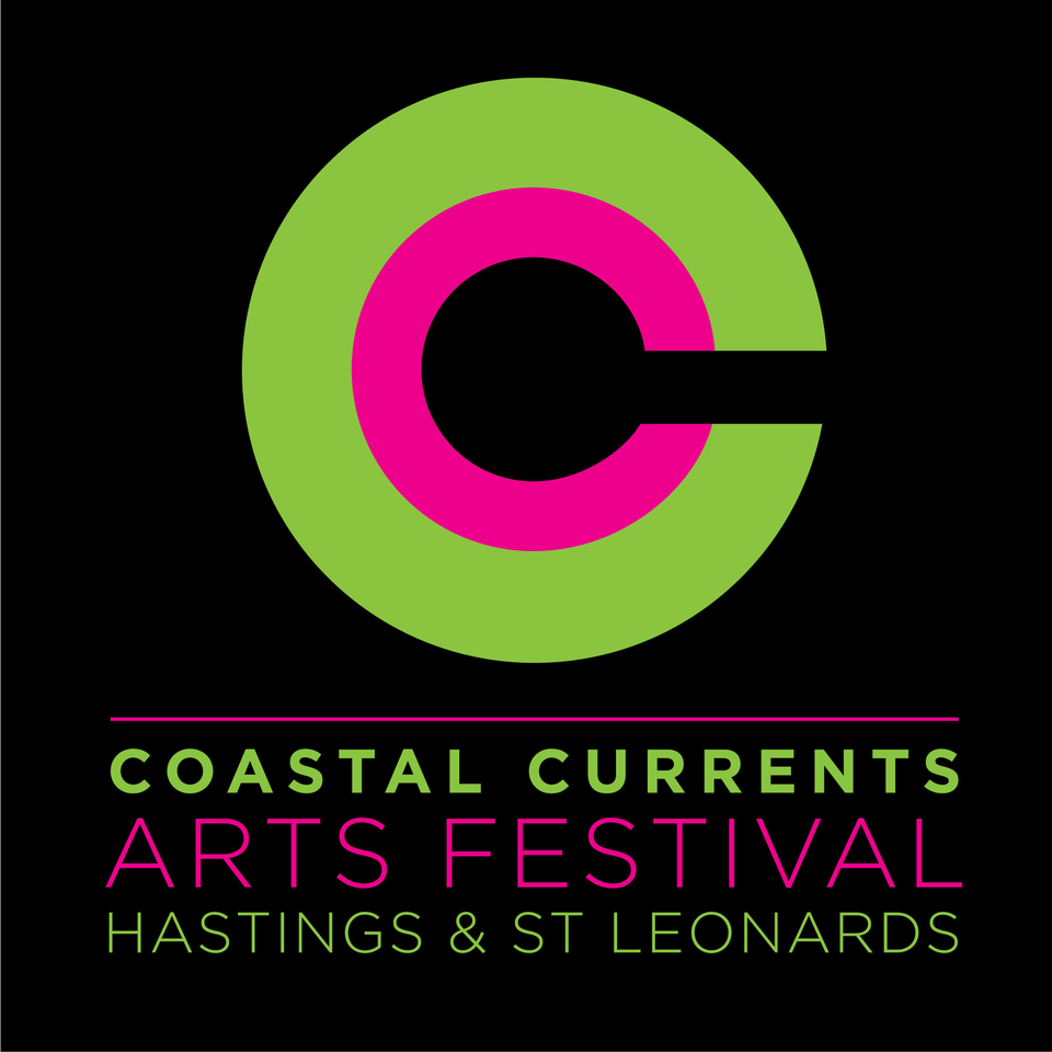 Coastal Currents Arts Festival Logo