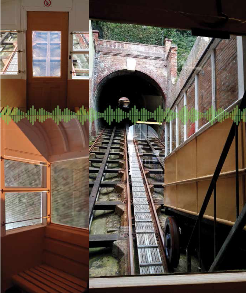 The Illusion of Conscious Thought: image of the West Hill lift