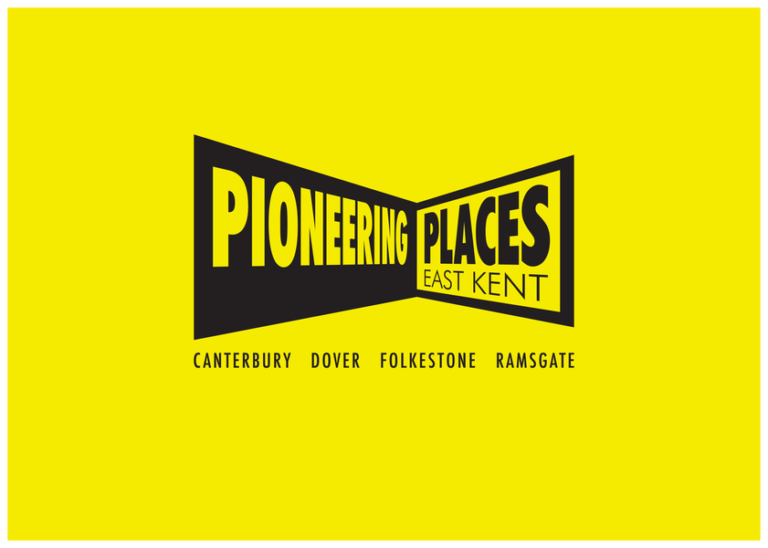 Pioneering Places East Kent logo